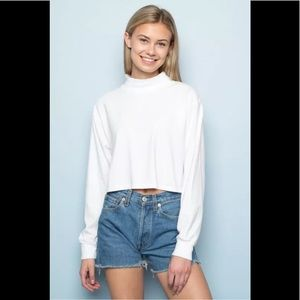 Brandy Melville Angela Turtleneck top